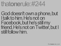That one rule: #244