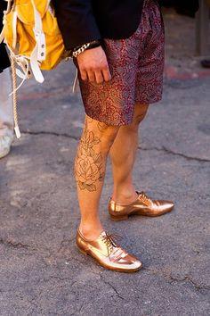 Bad ass tattoo.