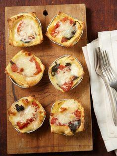 Heirloom Tomato & Buratta Lasagna Cupcake™