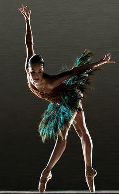fierce ballerina