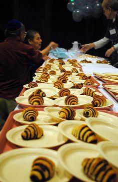 Pastries from the Kosher Dinner #MissKL #SpringtimeInParis