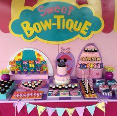 Minnie Bowtique party!