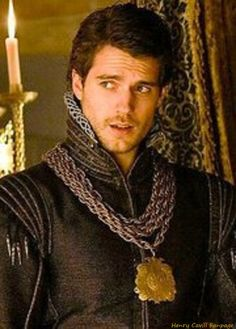 Henry Cavill in The Tudors
