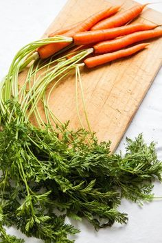 Yes, You Can Eat Carrot Tops. No, They're Not Poisonous! — Ingredient Intelligence | The Kitchn