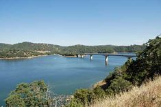 New Melones Lake on the Stanislaus River