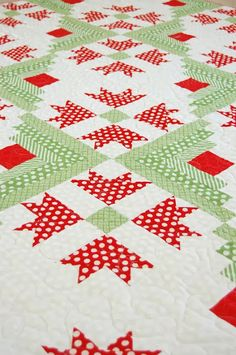 Cotton Way patterns - Cozy Cabin Christmas.