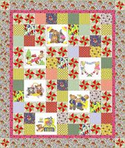 kid quilt, idea, free pattern, quilt patterns, favorit thing