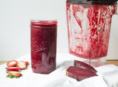 Beet Happy Morning Smoothie