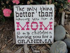 for my mamma...so true