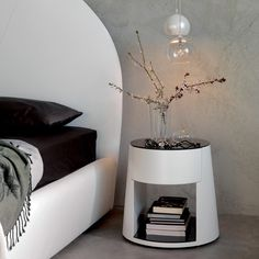 Nigel night stand by Cattelan Italia