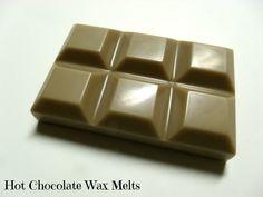 Hot chocolate scented wax melts  by Mudcreekalchemy,