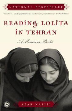reading lolita in tehran...