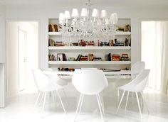 White on white by Phillipe Starck