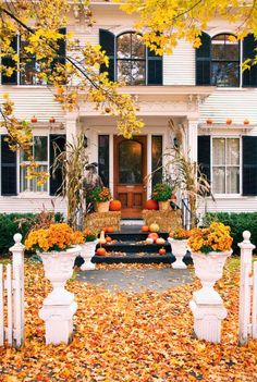 Welcome Wednesday :: Welcome Fall at Hadley Court