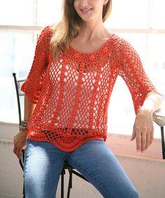 Inspiration for crochet top