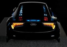 Audi Takes Automotive Lighting To New Level