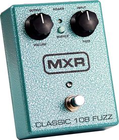 MXRM-173 Classic 108 Fuzz Guitar Effects
