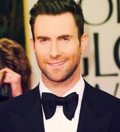 Adam Levine can rock anything. Hands down.