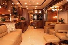 Luxury RV Interiors - AWESOME!!!