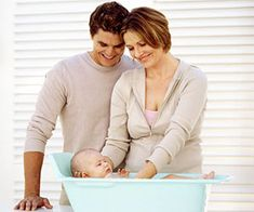 Myth: Infants need to be bathed every day. (via Parents.com) #Babies #parents_com