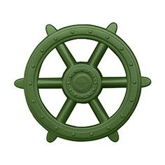Kidwise Ships Wheel Playset Accessory