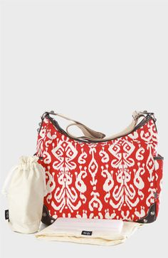 OiOi Ikat Print Diaper Bag available at #Nordstrom