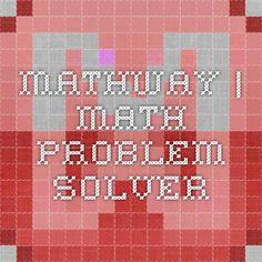 Mathway   Math Problem Solver