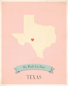 Texas Roots--my star would be over Dallas
