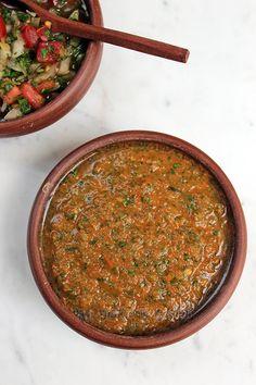 Mi Diario de Cocina | Pebre chileno | http://www.midiariodecocina.com