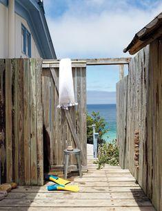 False Bay beach retreat