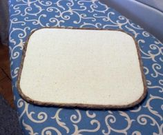 Home Frosting: Transfer Images Using Freezer Paper