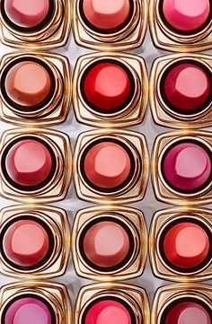 There's no such thing as having too many lipsticks.