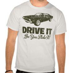 1970 Dodge Challenger T Shirts