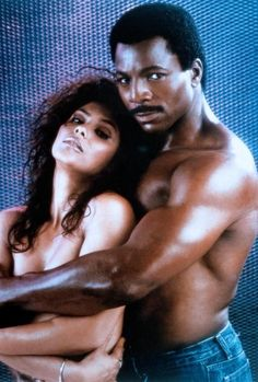Carl Weathers and Denise Matthews (Vanity) in Action Jackson Action Jackson is a 1988 action film directed by Craig R. Baxley.