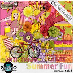 Summer Fun - Summer Soleil