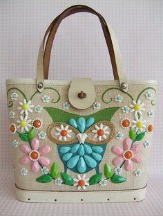 vintage purse by Enid Collins