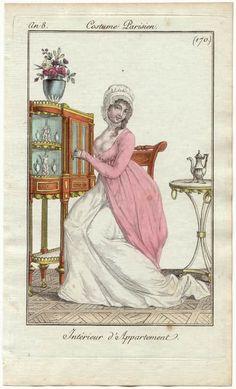 1799 Journal des dames