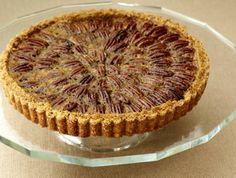 baths, beds, pecan tart, autumn, tart recipes, bake, pumpkin pecan, crusts, dessert