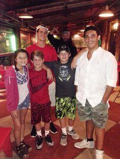 Robertson Kids with MattyBRaps!