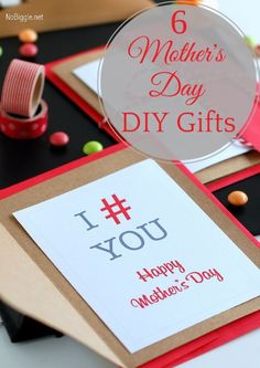 6 Mothers Days DIY
