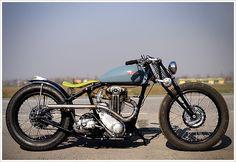 39 Triumph 3HW Bobber - B.R.Moto
