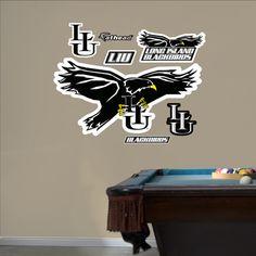 LIU Blackbirds Logo