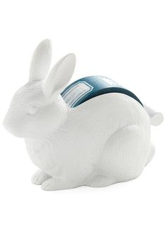 Not as good as the bunny cotton ball dispenser, but I still want one.  Hops and Dreams Tape Dispenser