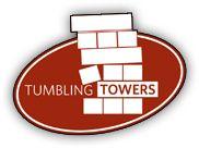 Tumbling Towers game...SWEET GIANT  BACKYARD game