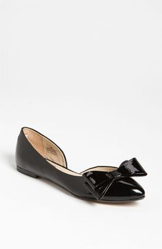 Just bought these adorable flats- Halogen® 'Manda' Flat available at #Nordstrom