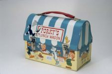 Porky's Lunch Wagon Lunch Box