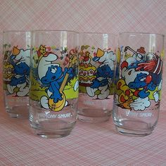 So many awesome glasses in the 80s!