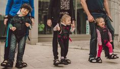 Israeli mother invents harness to help disabled son take first steps - Health & Fitness Israel News | Haaretz