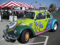 VW Bug, Eye see you..