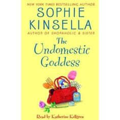 My absolute favorite book in the whole world! Have read this one many times, and think it's Sophie Kinsella's very best book!!!